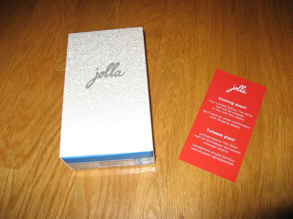 Jolla - krabička